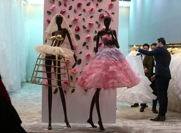 土耳其伊兹密尔国际婚纱礼服展览会