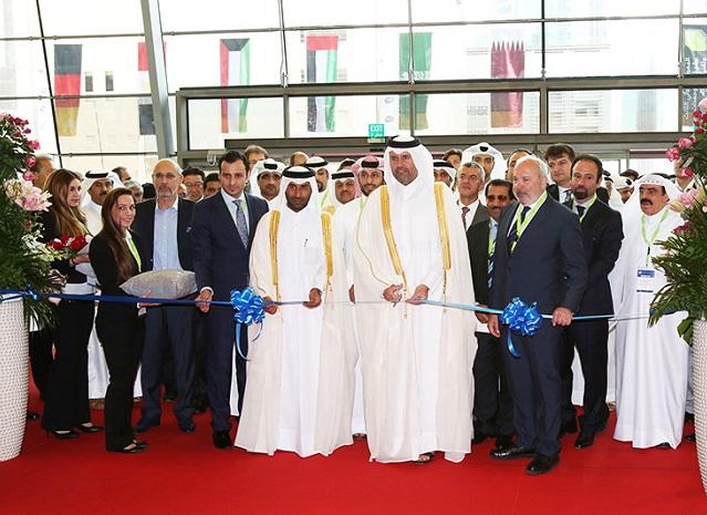 卡塔尔多哈国际建筑技术和建筑材料展览会