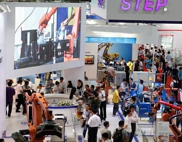 中国(北京)国际机器人展览会_现场照片