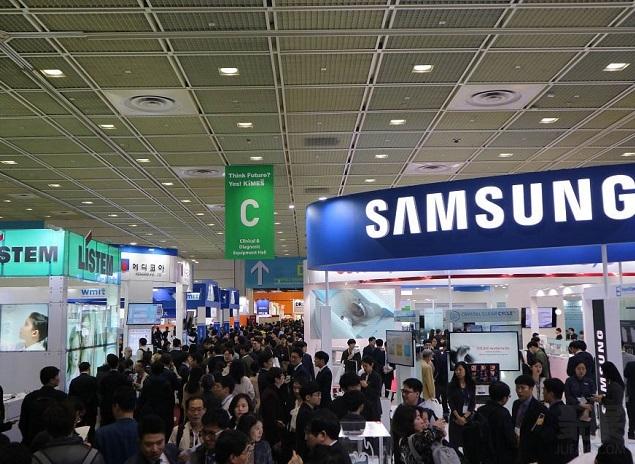 韩国首尔国际医疗器械、医院设备及保健品展览会