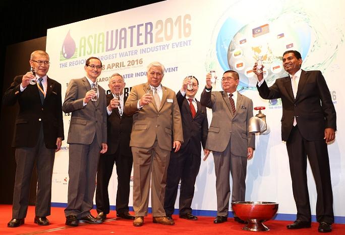 马来西亚吉隆坡国际水处理设备展览会