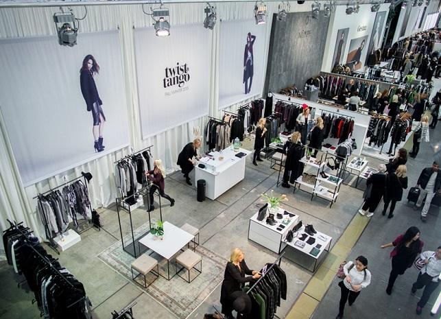 丹麦哥本哈根国际秋冬服装展览会_现场照片