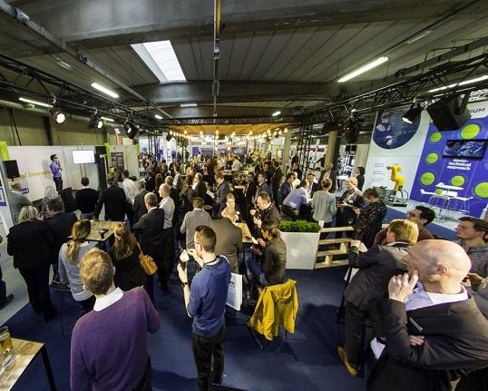 比利时安特卫普国际泵阀展览会_现场照片