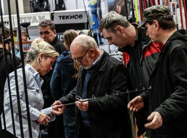 波兰波兹南国际钓具展览会_现场照片