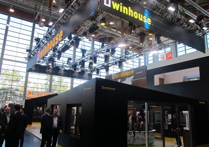 德国纽伦堡国际门窗幕墙展览会_现场照片