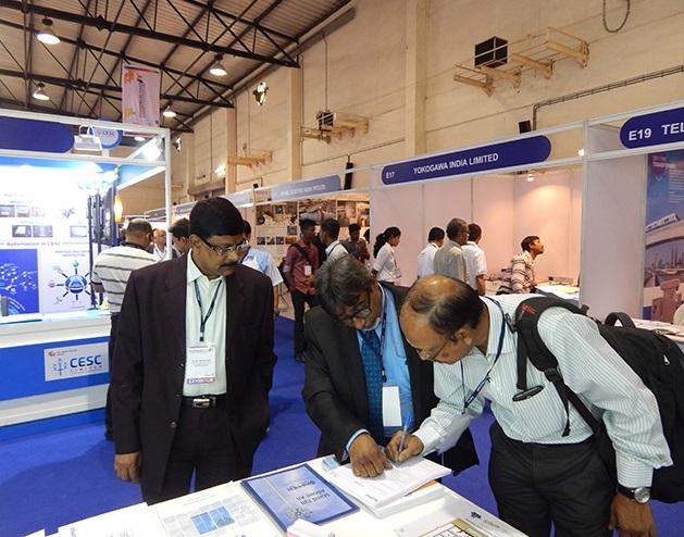印度新德里国际电力展览会_现场照片