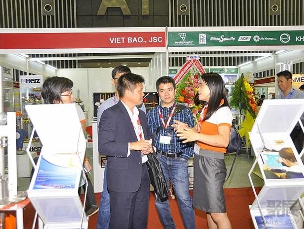 越南胡志明国际泵阀门压缩机流体设备展览会