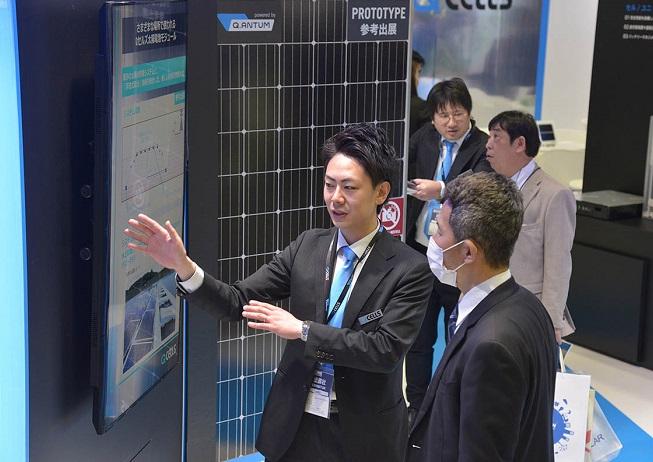 日本东京国际太阳能光伏及电池展览会
