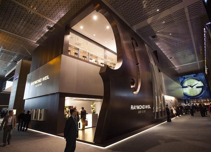 瑞士巴塞尔国际钟表及珠宝首饰展览会_现场照片