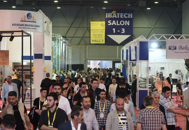 土耳其伊斯坦布尔国际烘焙及糖果设备技术展览会