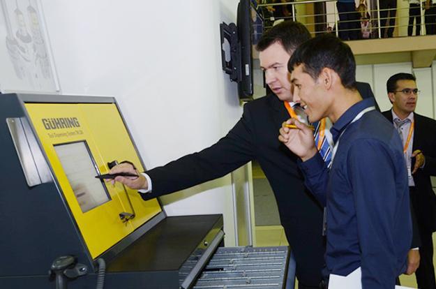 乌兹别克斯坦塔什干国际冶金及制造机械展览会