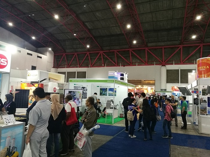 印尼雅加达国际能源及电力设备展览会