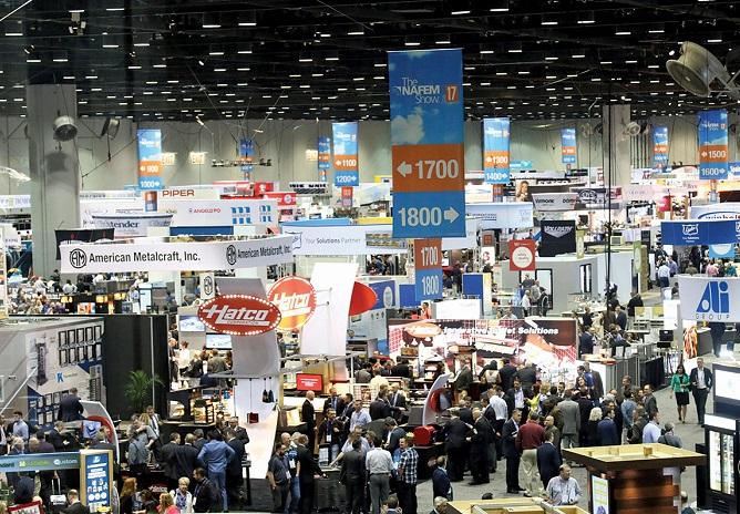 美国奥兰多国际食品制造设备制造商展览会_现场照片