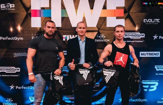 波兰华沙国际健身展览会