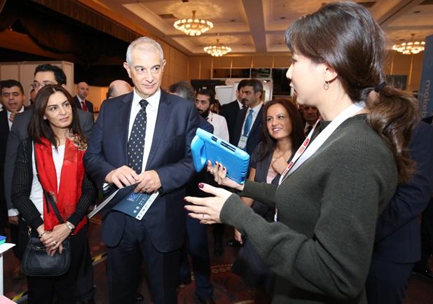 土耳其伊斯坦布尔国际教育装备展览会_现场照片