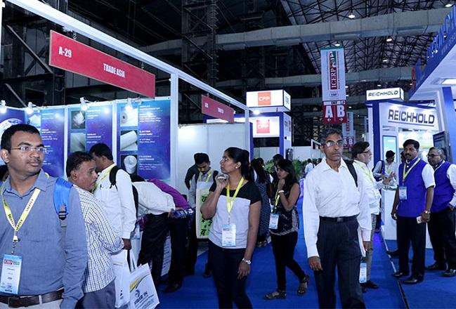 印度孟买国际复合材料及粘胶展览会