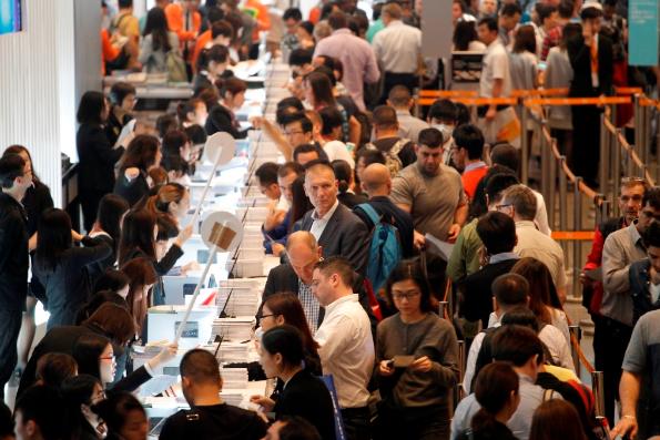 香港国际春季电子产品展暨国际资讯科技博览会