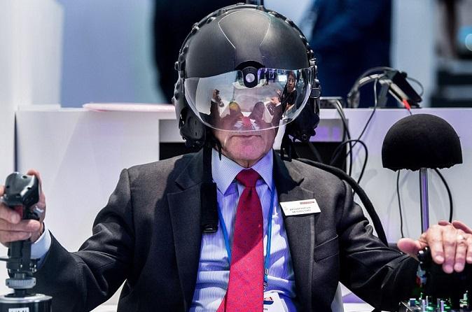 英国伦敦国际防务及军用警备展览会