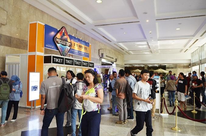 印尼雅加达国际潜水展览会