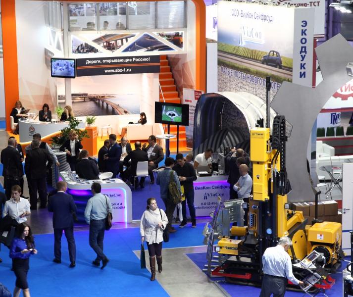 俄罗斯莫斯科国际公路建设机械及建筑技术展览会