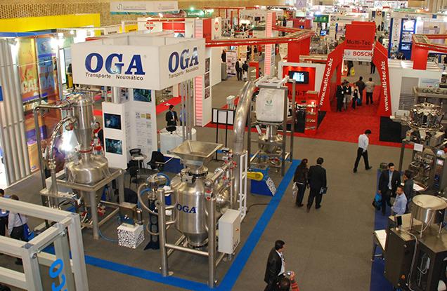 哥伦比亚波哥大国际包装展览会
