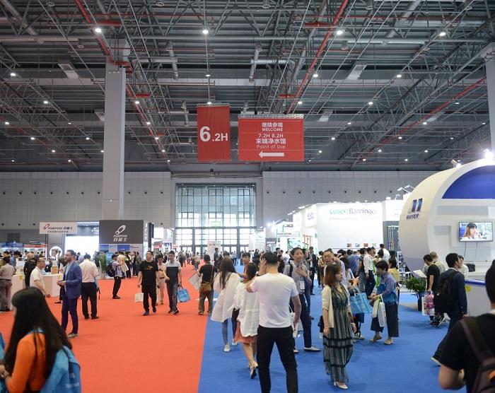 中国(上海)国际建筑水展览会_现场照片