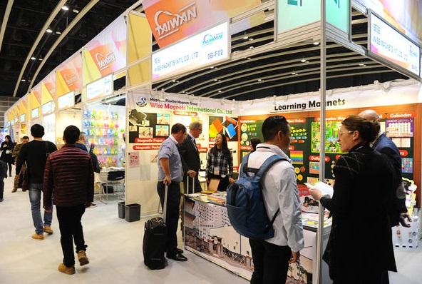 韩国首尔国际文具及办公用品展览会_现场照片
