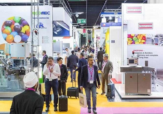 德国科隆国际糖果工业原料和机械展览会