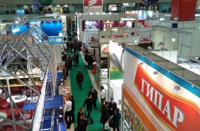 俄罗斯圣彼得堡国际工业展览会