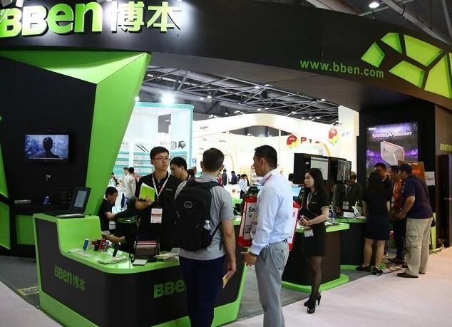 香港国际秋季电子展览会_现场照片
