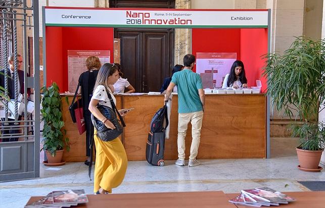 意大利罗马纳米技术展览会