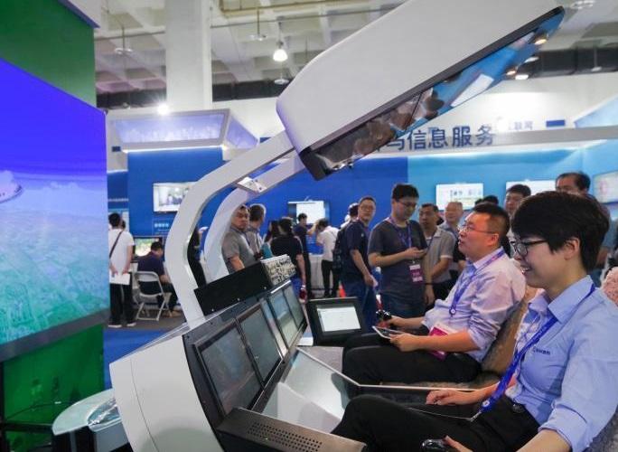 中国(北京)国际科技产业博览会_现场照片