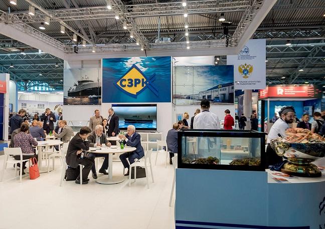 俄罗斯莫斯科国际水产渔业展览会