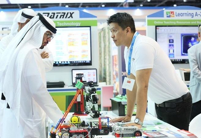 迪拜国际教育装备展览会