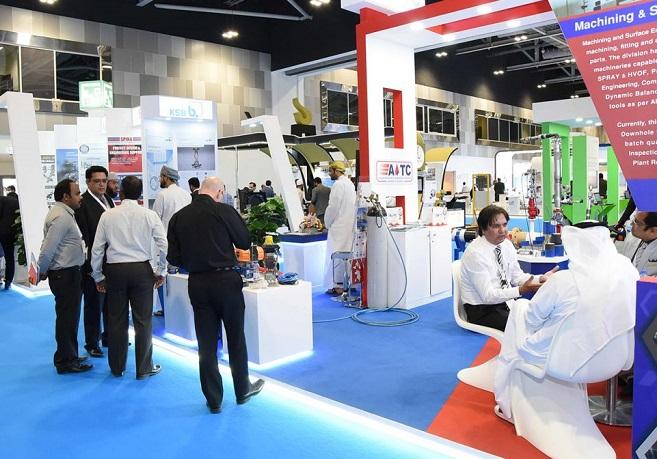 中东阿曼国际石油天然气展览会_现场照片
