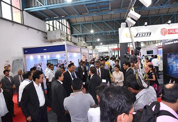 印度新德里国际机床与工具展览会