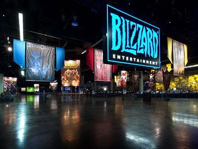 美国阿纳海姆国际暴雪游戏嘉年华展览会