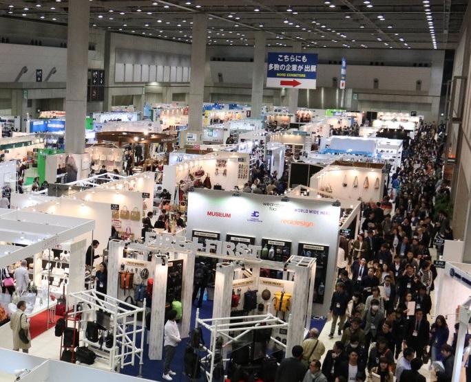 日本东京国际视频影像展览会_现场照片