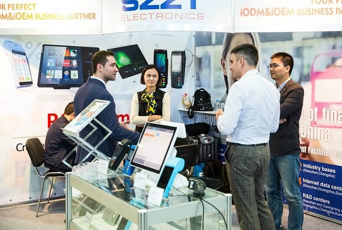 俄罗斯莫斯科国际智能卡、金融与移动支付展览会_现场照片