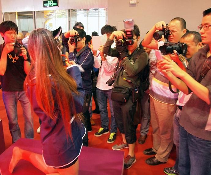 中国(广州)国际性文化博览会_现场照片