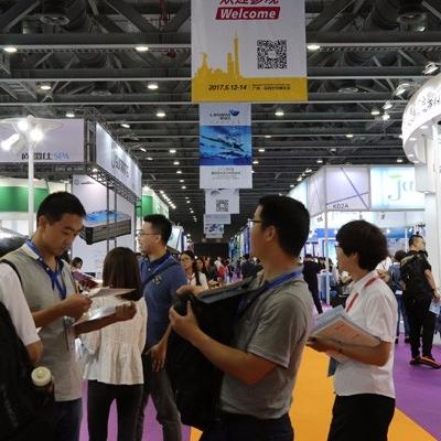 中国(广州)国际亚洲泳池SPA展览会_现场照片