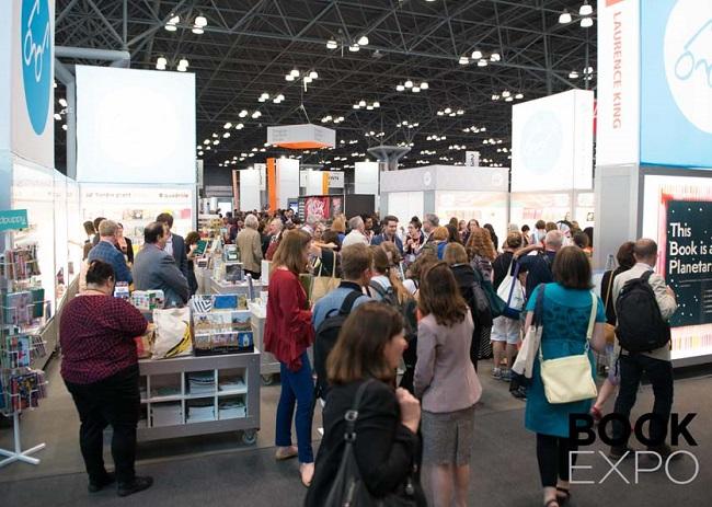 美国纽约国际图书展览会