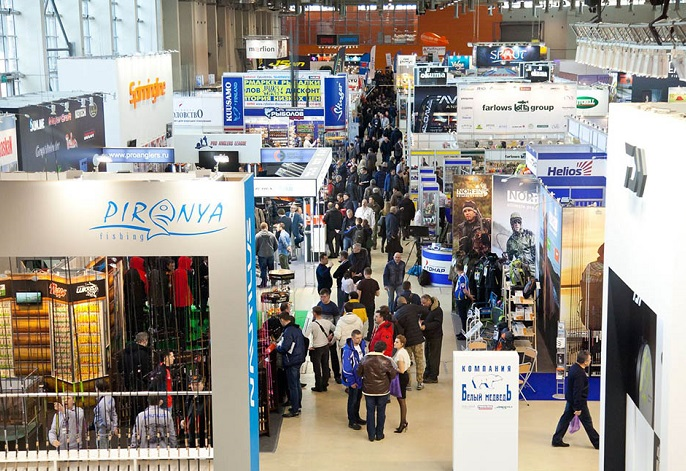 俄罗斯莫斯科国际狩猎及钓具展览会
