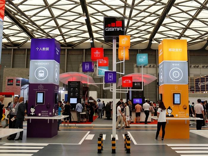 中国(上海)国际世界移动通信展览会_现场照片