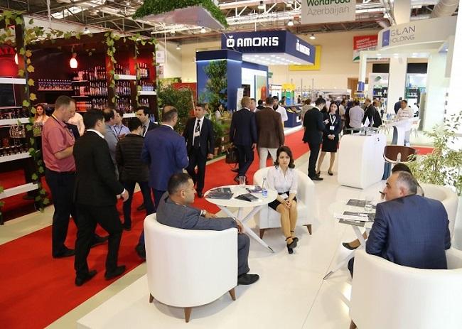乌兹别克斯坦塔什干国际食品展览会