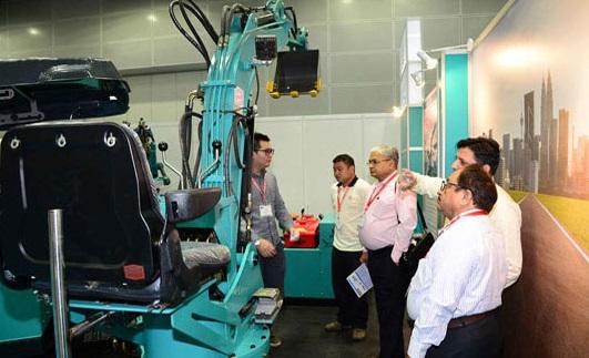 印度加尔各答国际矿业机械及配件展览会