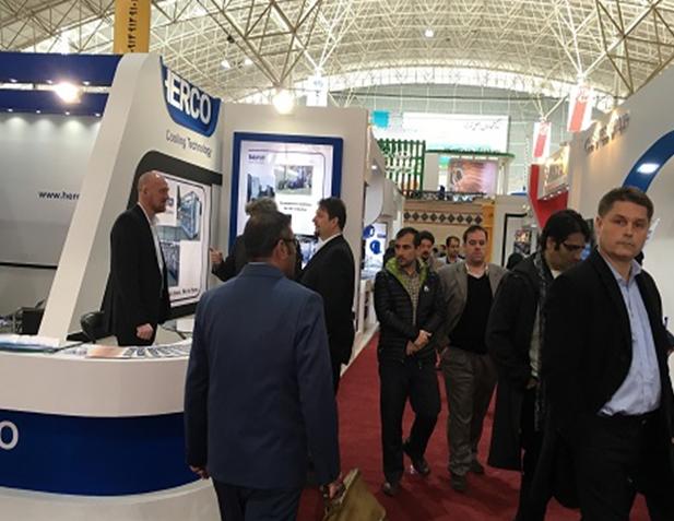 伊朗基什国际钢铁工业博览会