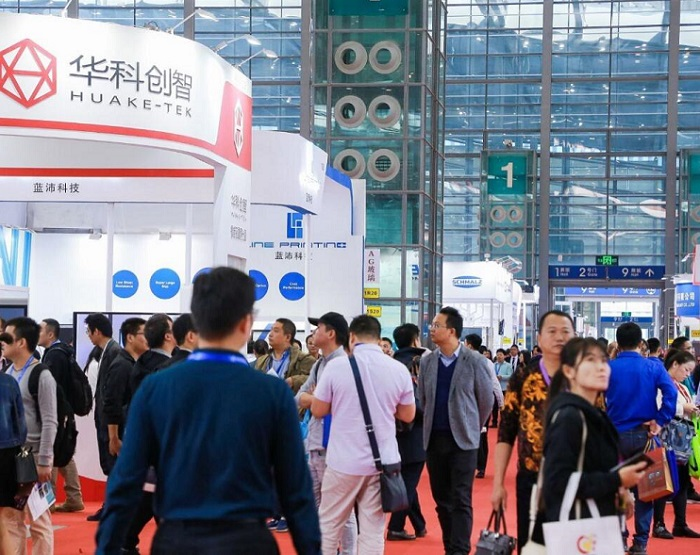 中国(深圳)国际全触与显示展览会_现场照片