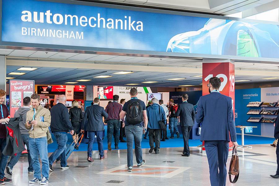 法兰克福英国伯明翰国际汽车零部件及售后服务展览会