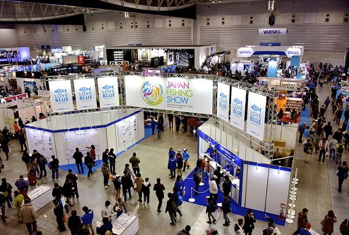 日本横滨国际钓具展览会